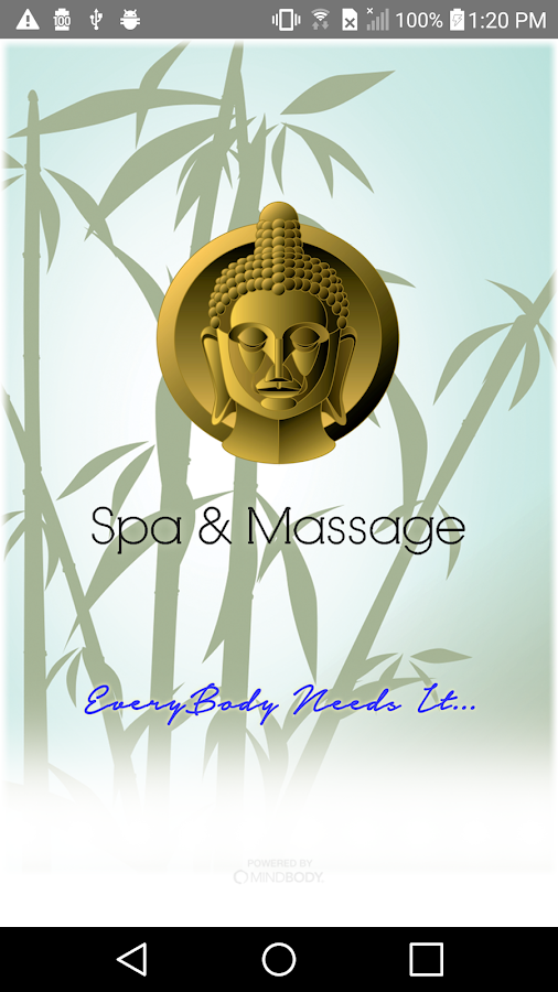 Spa & Massage- screenshot