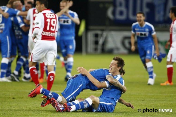 """Van Der Bruggen: """"Mooiste moment van mijn carrière? Beste van mijn leven!"""""""