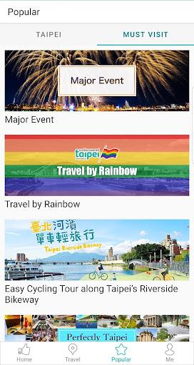 Travel Taipei screenshot 4