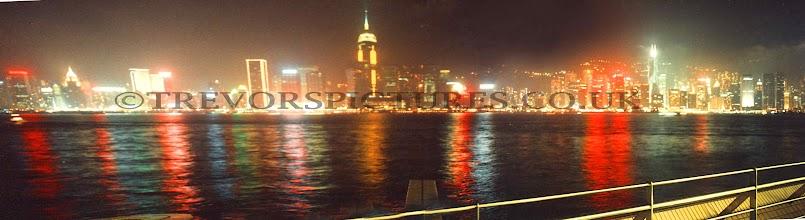 Photo: HONG KONG 1994