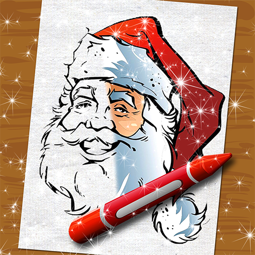 Christmas Coloring Pages Colouring Books App Apps On Google Play