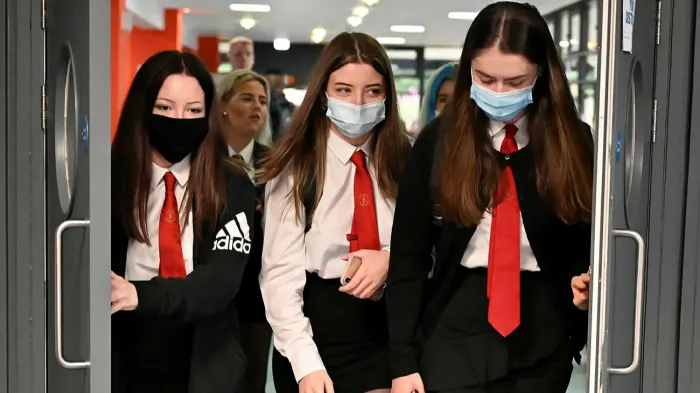school uniforms covid free