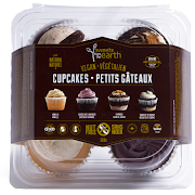 Assorted Cupcake 4 pack