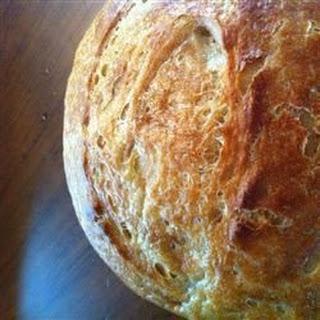 San Francisco Sourdough Bread.