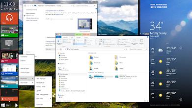 Photo: Microsoft Windows 9 Design Concept  https://www.youtube.com/watch?list=PLDLw5owfnUAxlJKuqdnNoLVcN7XizEBPU&v=-cUJhaZ0Xq4