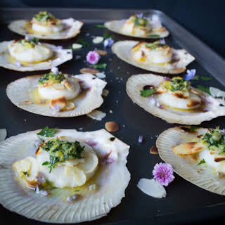 Scallops On The Half Shell Recipes.