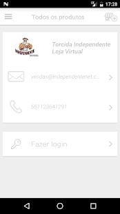 Torcida Independente Loja Virtual - náhled
