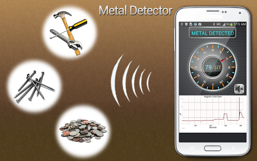 Magnet And Metal Detector