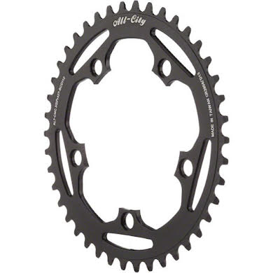 """All-City 612 Track Chainring for 1/8"""" Chains alternate image 0"""