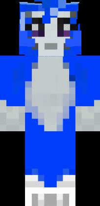 Blue Stampy Cat Nova Skin
