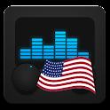 アメリカをラジオします。 icon