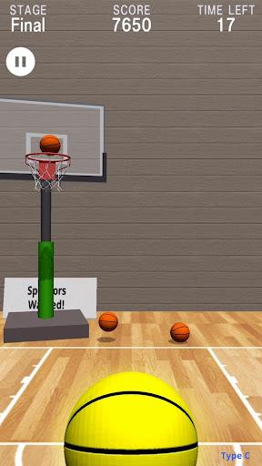 Swish Shot! Basketball Shooting Game 2.1 Windows u7528 2