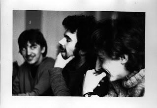 Photo: 1987 - sztukatorzy D.Zajdel, G.Skawiński, D.Styrna