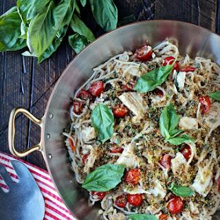 Spaghetti with Tuna Recipe