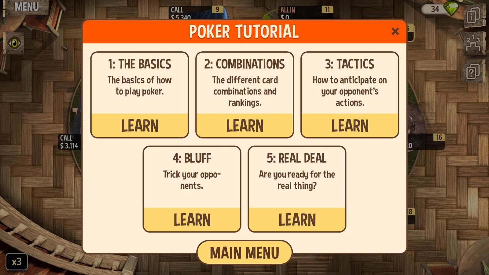 How to Play Poker Online - Free Poker Training Tips and ...