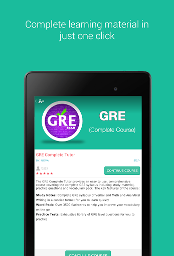 GRE Exam Prep screenshot 8