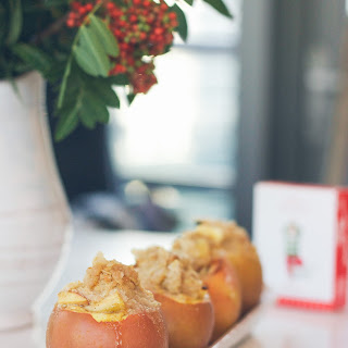 Stuffed Baked Apples.