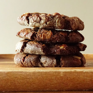 Squishy Chocolate Cookies