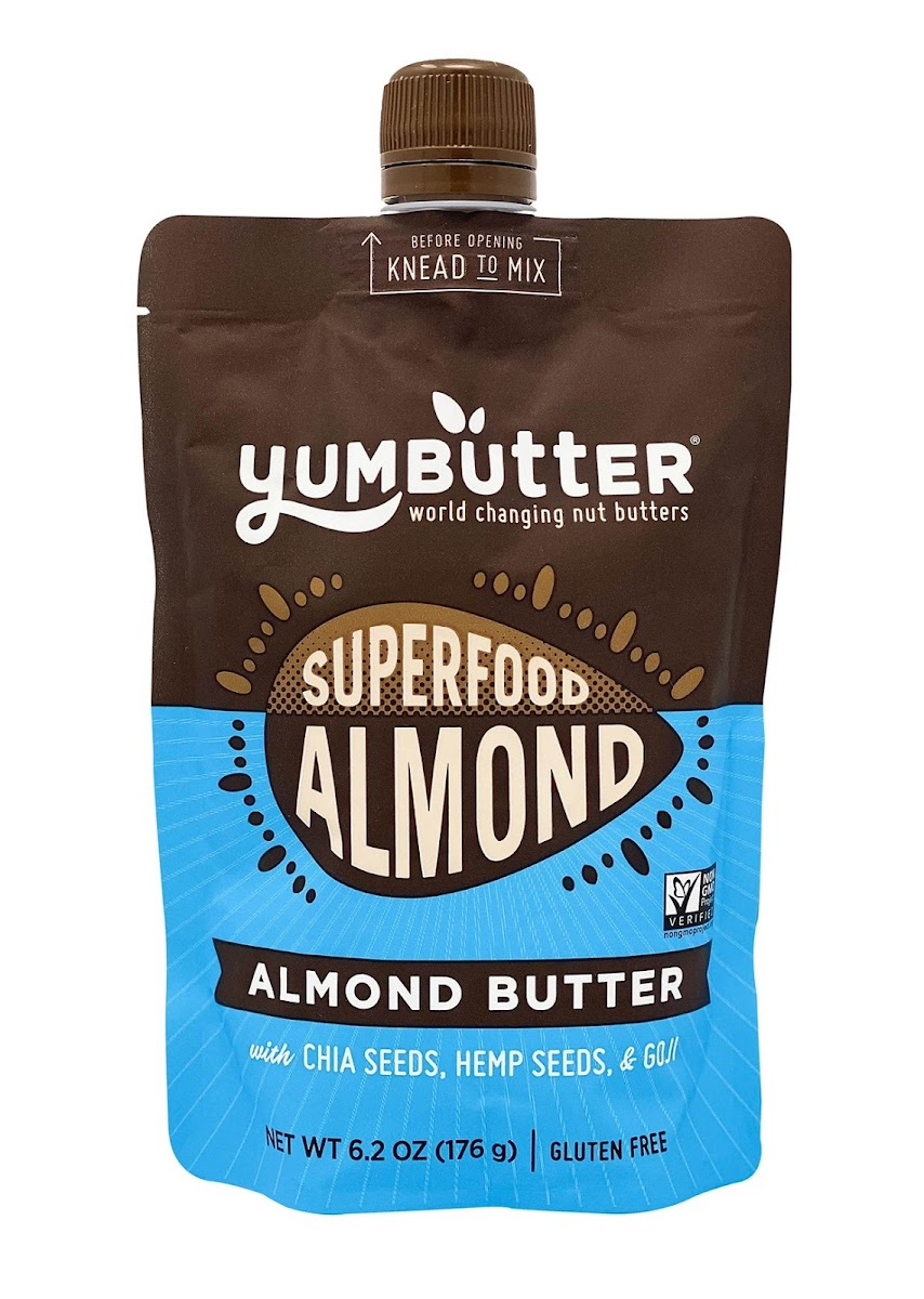 Superfood Almond Butter