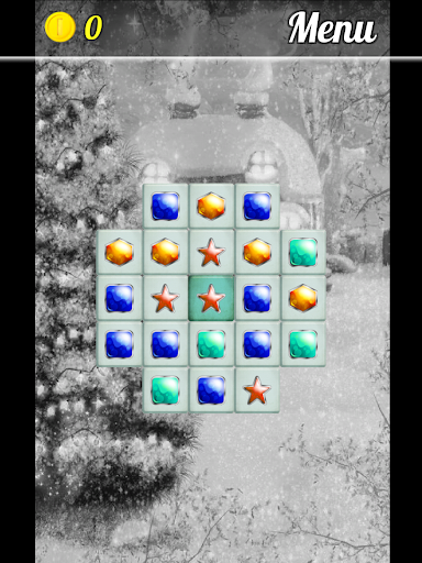 Match 3 - Winter Wonderland screenshot 9
