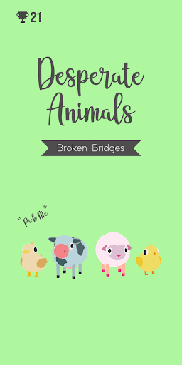 Desperate Animals 2 - Broken Bridges 1.0.1 screenshots 1