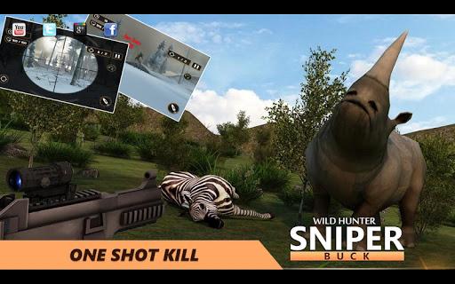 Wild Hunter Sniper Buck  screenshots 4