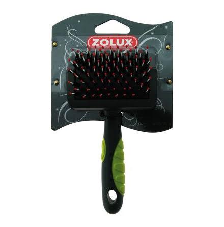 Zolux Karda Dubbel Borst/Plastpigg Small