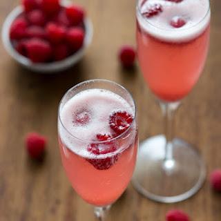 Champagne Punch Bellini Recipe