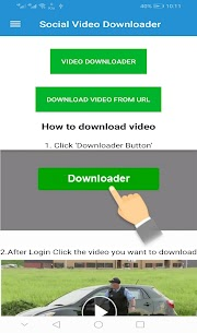 HD Video Downloader for Fb – Social Video Saver 1