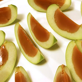 Caramel-Apple Jello Shots