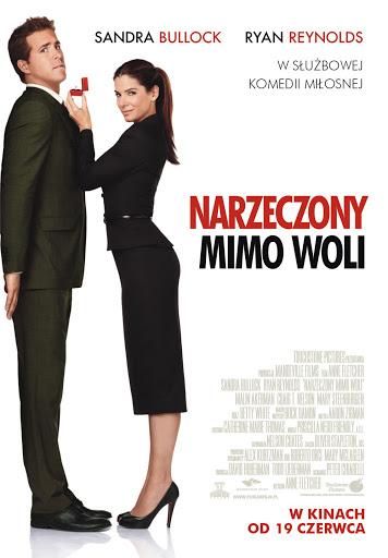 Polski plakat filmu 'Narzeczony Mimo Woli'