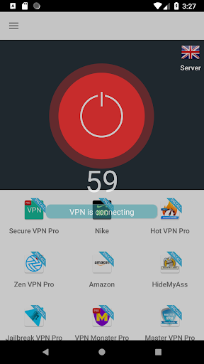 Inf VPN Pro  image 3