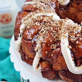 Carrot Cake Monkey Bread.