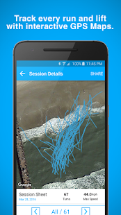 Trace Surf Track Your Surfing- screenshot thumbnail