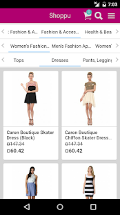 Shoppu- screenshot thumbnail