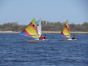 Photo: downwind maneuvering, 2, John Logan Bob