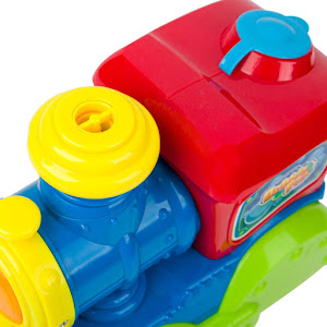 Locomotiva de facut baloane de sapun