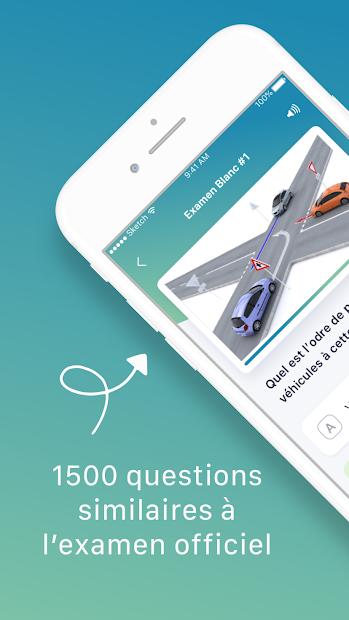 Code de la Route 2019 io Android App Screenshot
