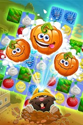 Funny Farm match 3 game APK screenshot thumbnail 7