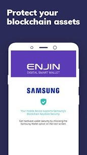 Enjin: Bitcoin, Ethereum, Blockchain Crypto Wallet App Latest Version Download For Android and iPhone 2