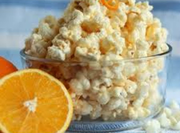 Creamsicle Popcorn Recipe