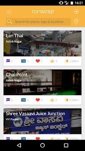 Samoza - Street Food App screenshot 2
