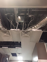 Photo: residential electrician