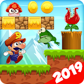 Super Bino Go - New Games 2019 Icon