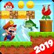 Super Bino Go - New Games 2019 image