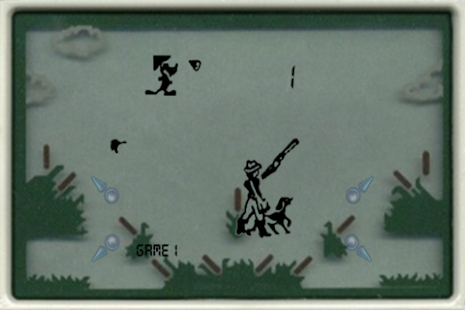 Retro Hunting-Game and Watch - náhled