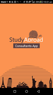 Study Abroad- screenshot thumbnail