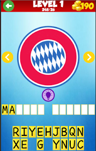 Guess the Football Team - Logo Quiz - náhled