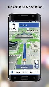 Free GPS Navigation 17.9.1