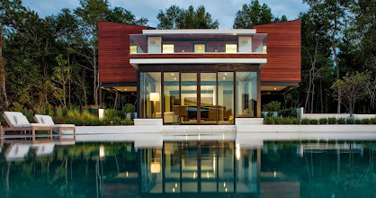Photo: On Water, Wilmington NC, designed by Michael Ross Kersting with Toby R. Keeton of Michael Ross Kersting Architecture. Built by Tongue & Groove Custom Builder. Structural Engineer: Rudy Dombroski.